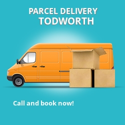 KT20 cheap parcel delivery services in Todworth