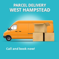 NW6 cheap parcel delivery services in West Hampstead