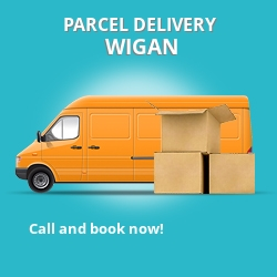 WN1 cheap parcel delivery services in Wigan