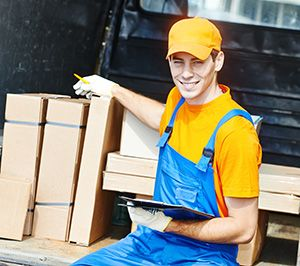 Lewisham package delivery companies SE13 dhl