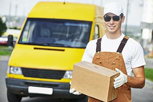 business delivery services in Abbey Wood