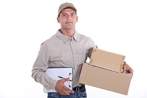 business delivery services in South Kensington