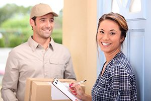 Westminster home delivery services W1 parcel delivery services