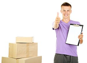 business delivery services in Kensington Olympia