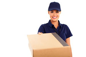 international courier company in Bakewell