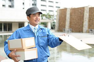 international courier company in Blackburn