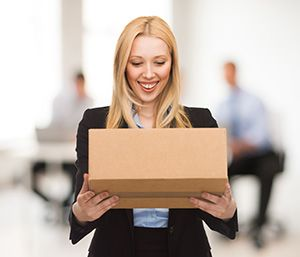 courier collection service in East of England