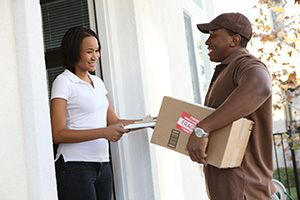 couriers express services in North East England
