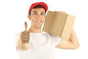 W5 ebay courier services Ealing Common