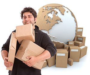 international courier company in Earlsfield