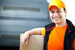 international courier company in Gretna
