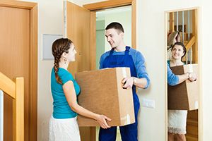 LE5 ebay courier services Leicestershire