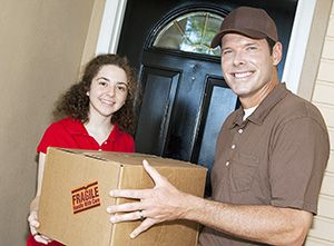 international courier company in Milton