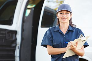 international courier company in Wanstead