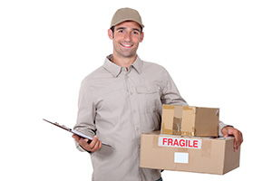 international courier company in Winsford